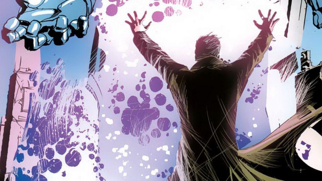 comics Marvel Comics New Avengers Doctor Strange wallpaper
