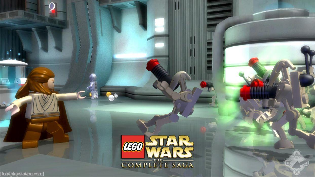 Star Wars Legos wallpaper