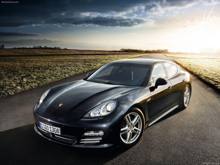 cars Porsche Panamera wallpaper