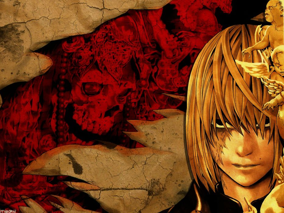 Death Note anime wallpaper