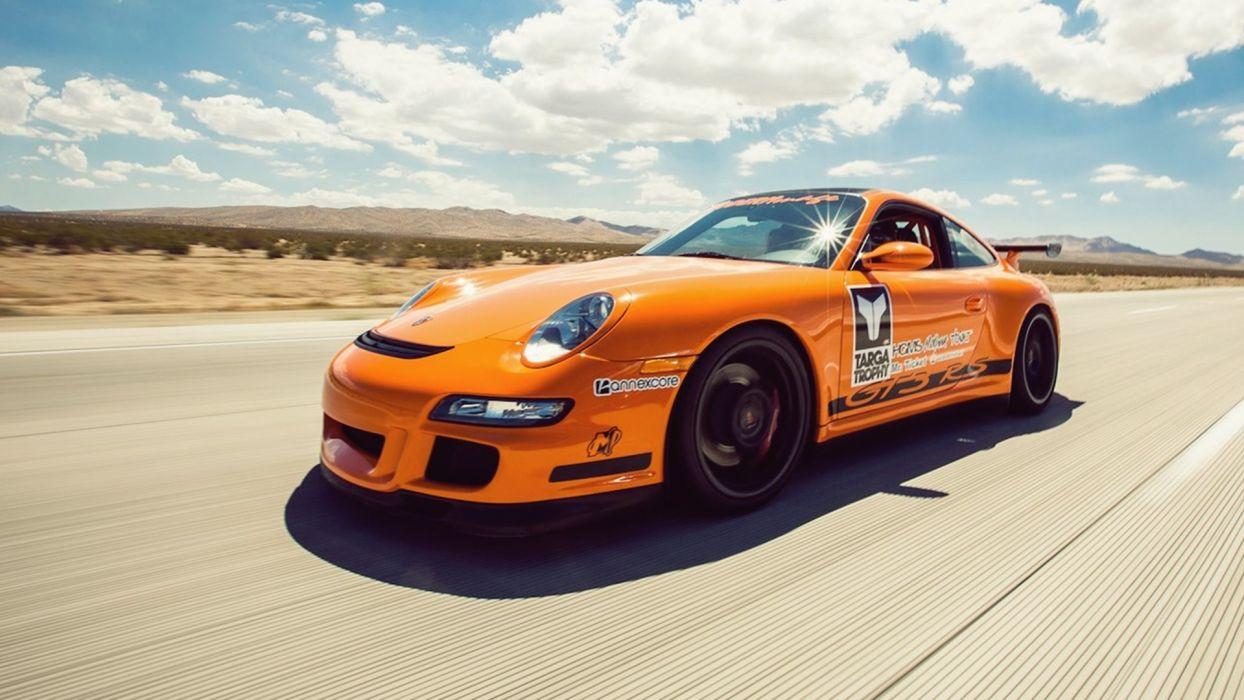 Porsche cars outdoors vehicles racing Porsche 911 racing cars automobiles Porsche 911 GT3 RS wallpaper