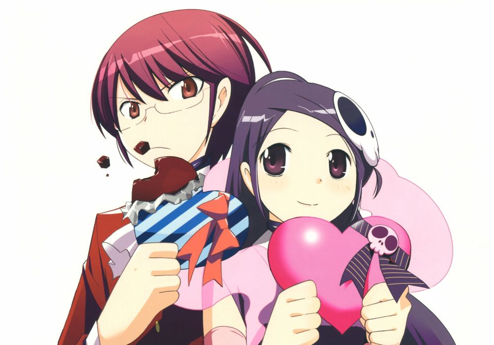 The World God Only Knows Wallpaper 3500x2446 206128