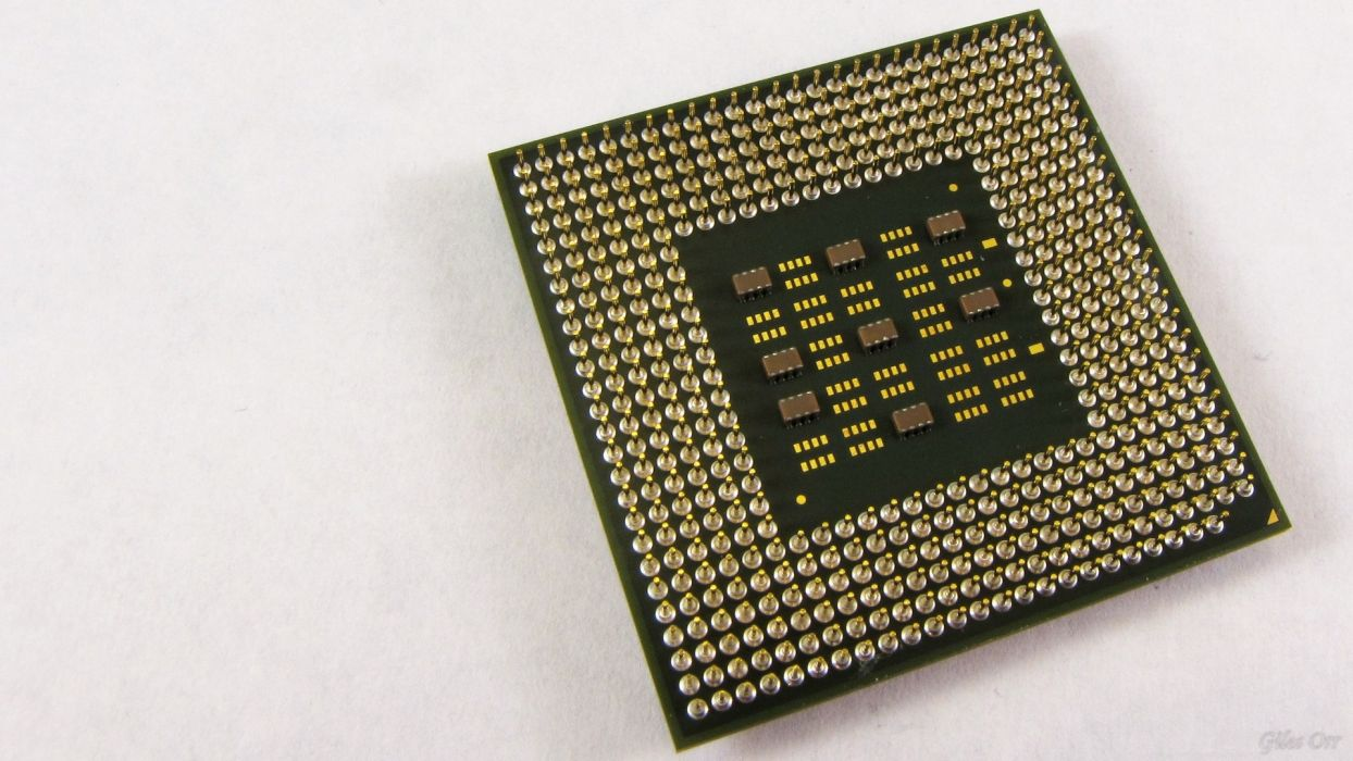 computers hardware CPU wallpaper
