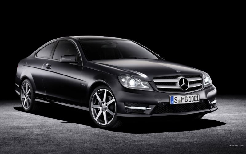 cars coupe Mercedes-Benz wallpaper