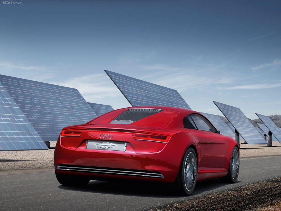cars Audi Audi e-Tron wallpaper