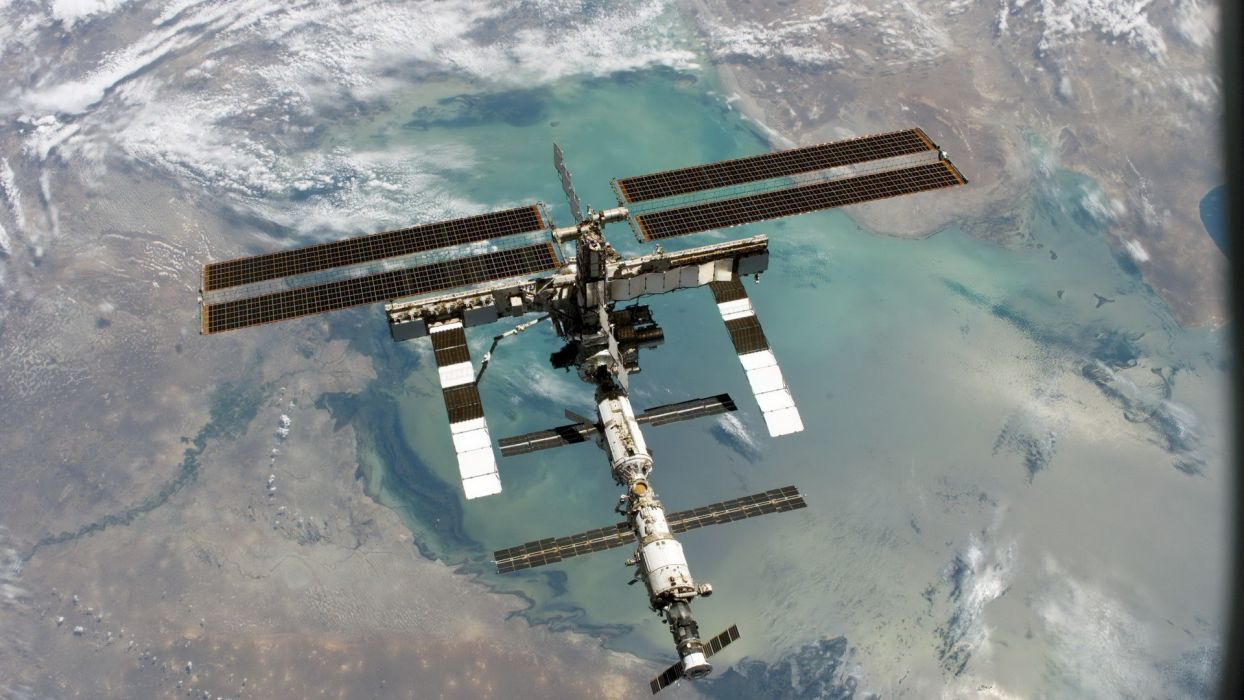 science outer space Earth NASA astronomy astronauts International Space Station wallpaper