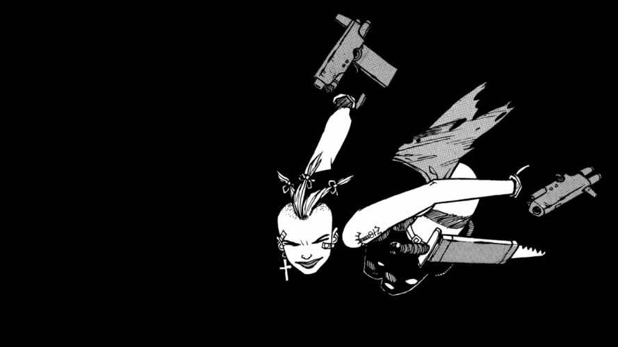 comics tank girl wallpaper