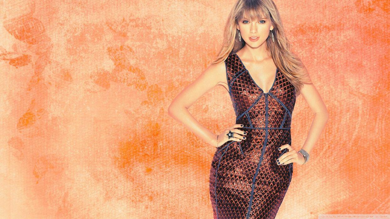 women Taylor Swift singers wallpaper