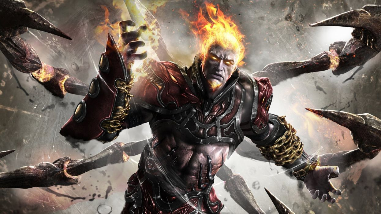 video games God of War Ares game god of war ascension wallpaper
