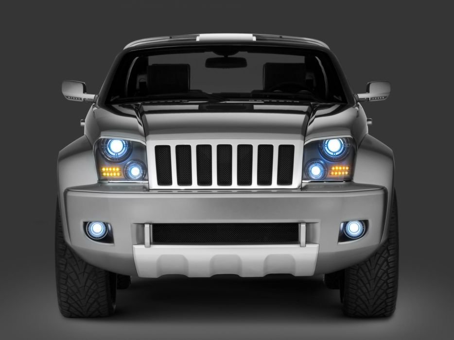 Jeep concept art Trailhawk wallpaper