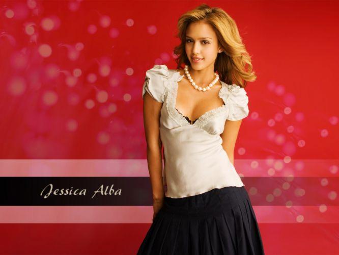 blondes Jessica Alba normal wallpaper