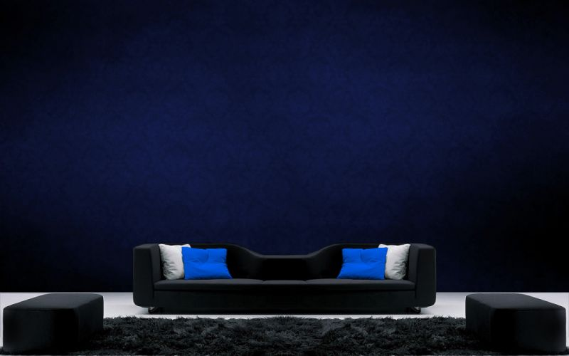 couch furniture wallpaper