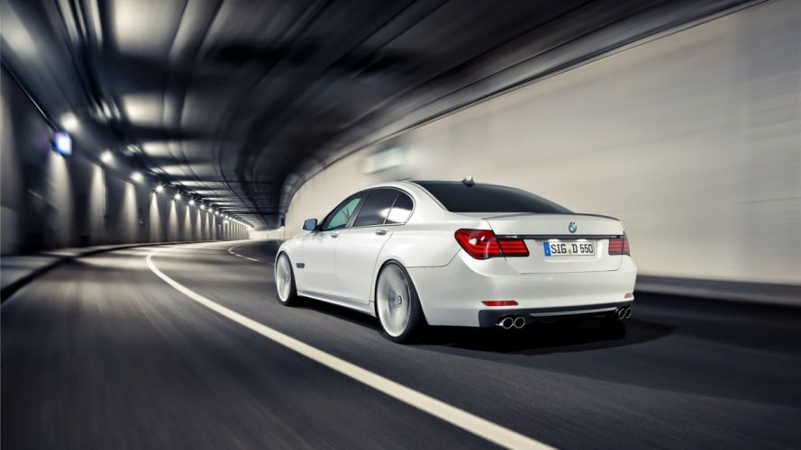 BMW cars tunnels wallpaper