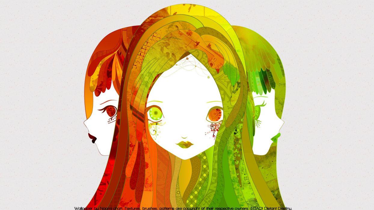 anime Naomi wallpaper