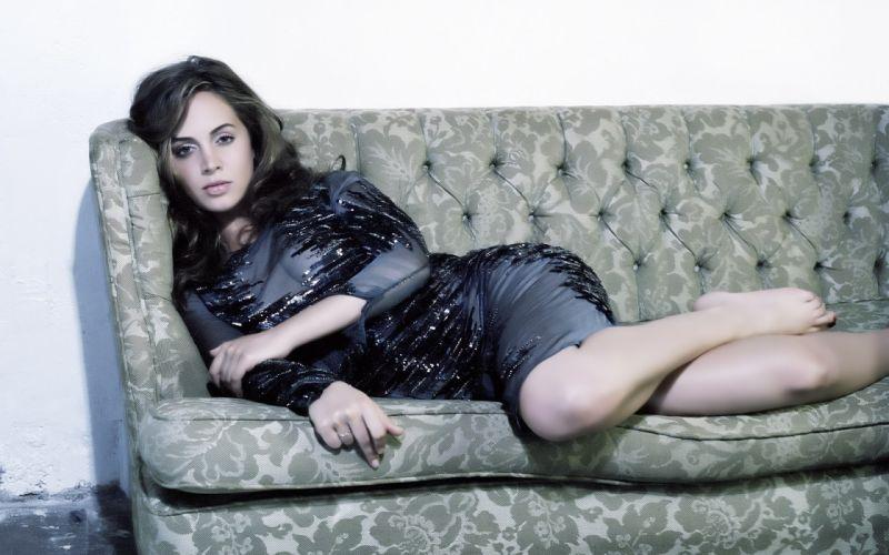 brunettes legs women feet Eliza Dushku airbrushed wallpaper