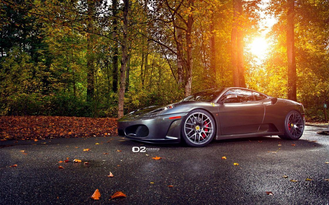Ferrari sports cars wallpaper
