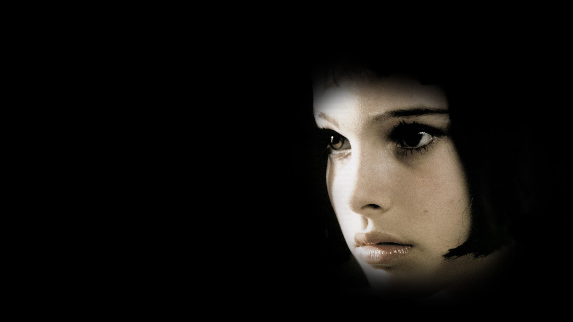 Women actress Natalie Portman Leon The Professional Mathilda faces