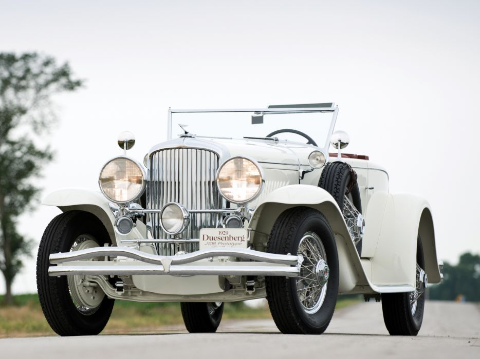 1929 Duesenberg Model-J 108-2134 Convertible Coupe Murphy luxury retro    g wallpaper