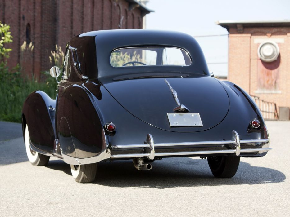 1947 Bentley Mark-VI Coupe Figoni Falaschi (B9AJ) luxury retro   g wallpaper