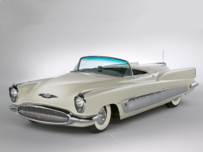 1951 Buick XP-300 Concept Car retro r wallpaper