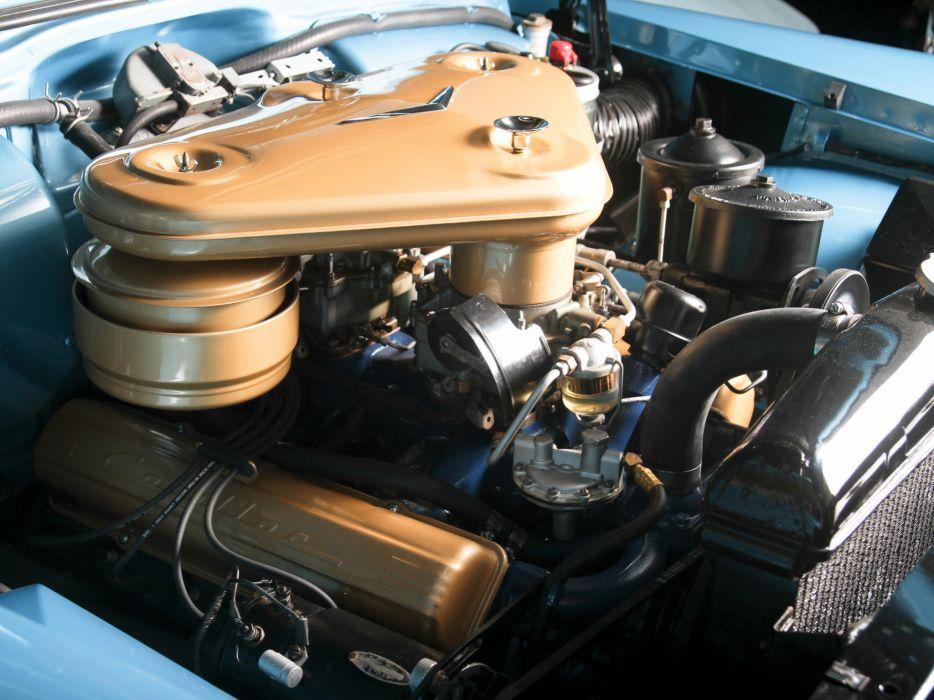 1955 Cadillac Eldorado (6267SX) convertible luxury retro engine     d wallpaper