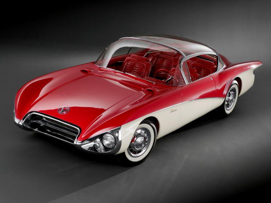 1956 Buick Centurion Concept retro   g wallpaper
