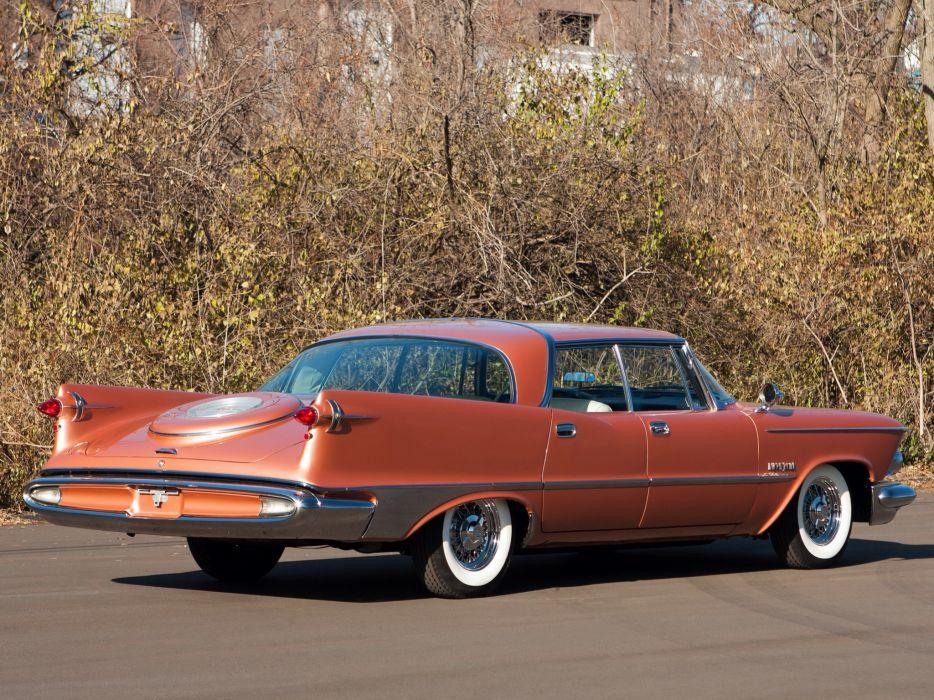 1959 Chrysler Imperial Crown Southampton Hardtop Sedan (MY1-M634) luxury retro   fe wallpaper