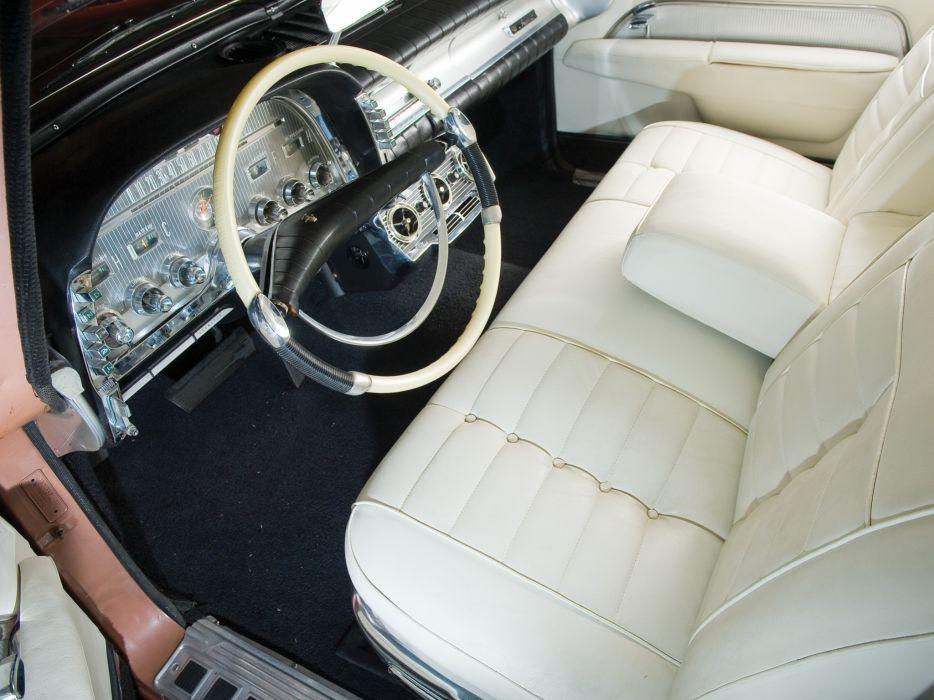 1959 Chrysler Imperial Crown Southampton Hardtop Sedan (MY1-M634) luxury retro interior    g wallpaper