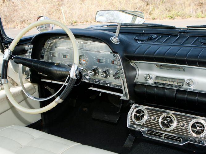 1959 Chrysler Imperial Crown Southampton Hardtop Sedan (MY1-M634) luxury retro interior y wallpaper