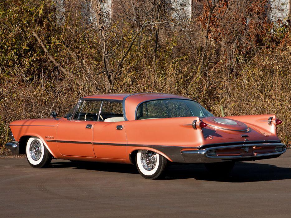 1959 Chrysler Imperial Crown Southampton Hardtop Sedan (MY1-M634) luxury retro  g wallpaper