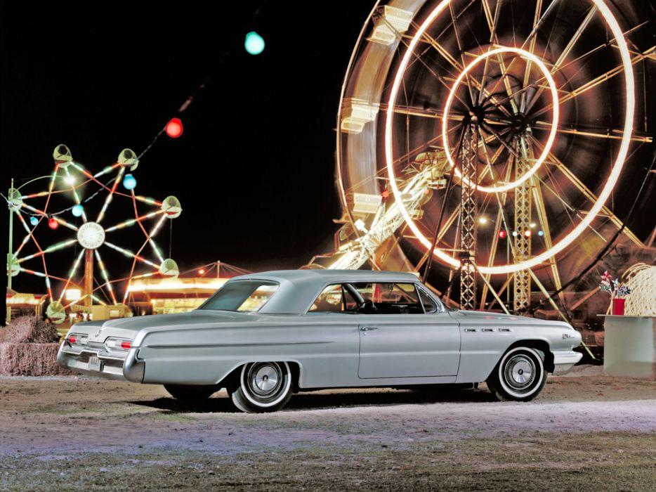 1962 Buick LeSabre Hardtop Coupe (4447) classic    f wallpaper