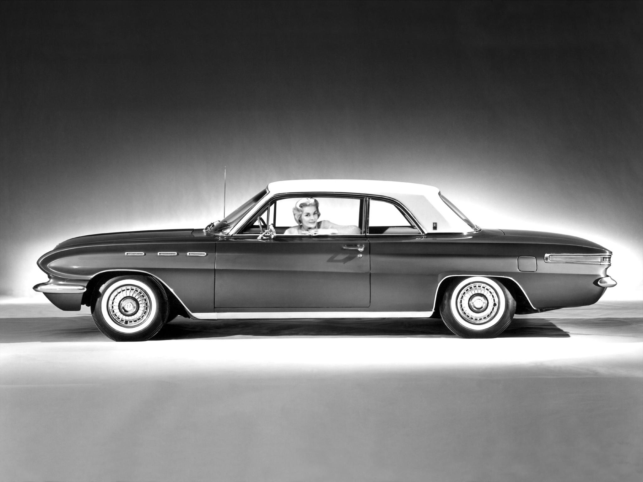 1962 Buick Skylark Hardtop Coupe 4347 Classic G
