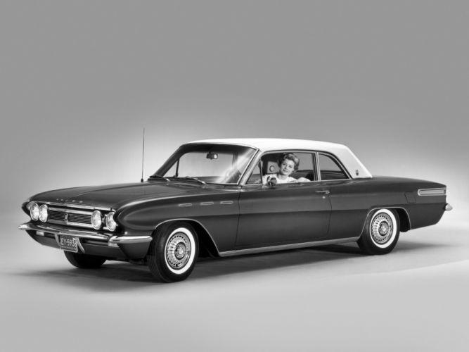 1962 Buick Skylark Hardtop Coupe (4347) classic g wallpaper