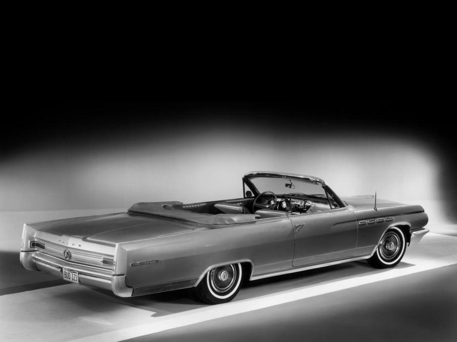 1963 Buick Electra 225 Convertible classic        g wallpaper