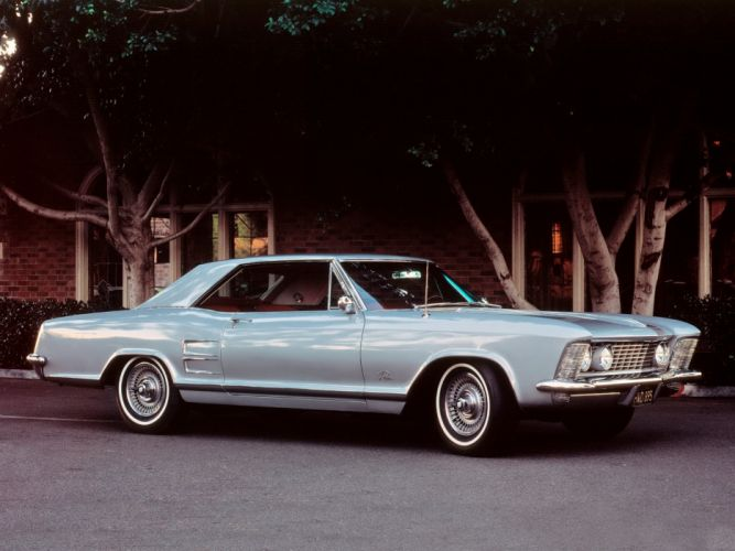 1963 Buick Riviera (4747) classic fd wallpaper
