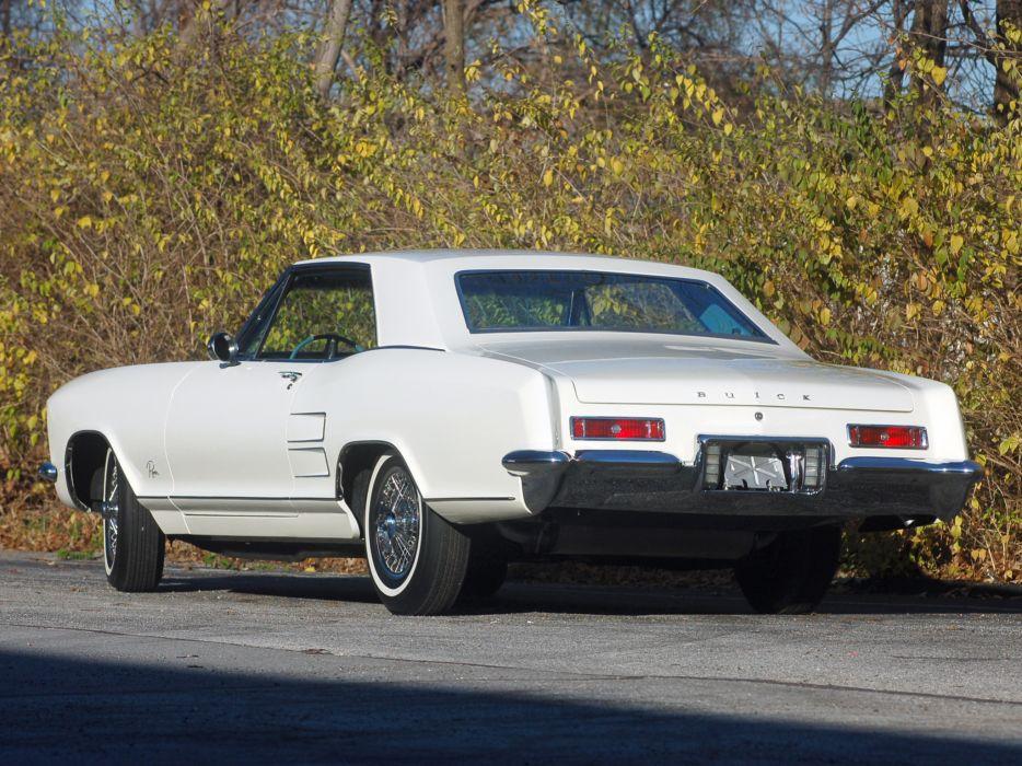 1963 Buick Riviera (4747) classic   jj wallpaper