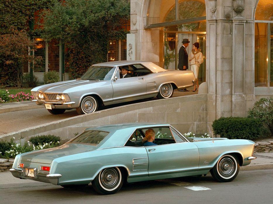 1963 Buick Riviera (4747) classic      g wallpaper