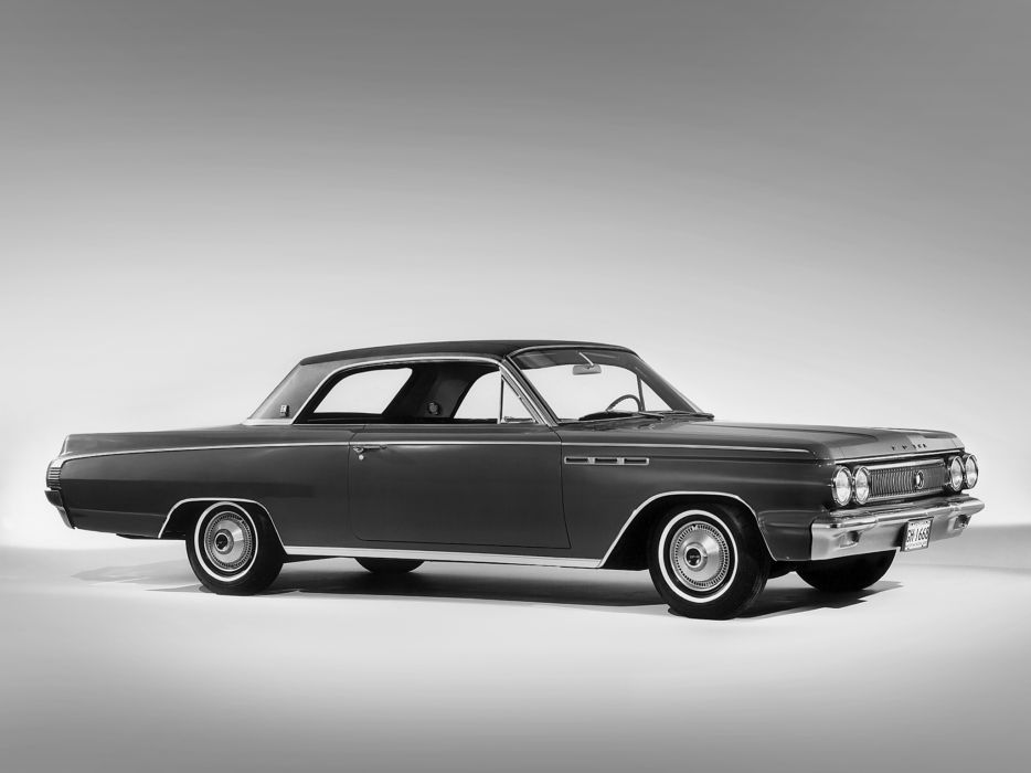 1963 Buick Skylark Hardtop Coupe (4347) classic       d wallpaper