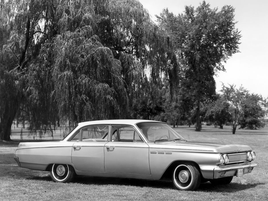 1963 Buick Special Deluxe Sedan (4119) classic       d wallpaper