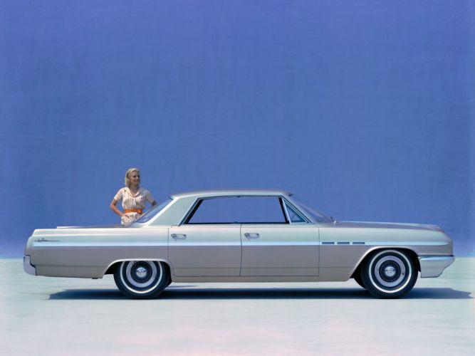 1964 Buick LeSabre Hardtop Sedan (4439) classic g wallpaper