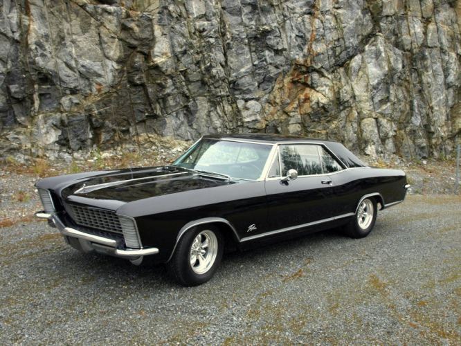 1965 Buick Riviera classic hot rod rods h wallpaper