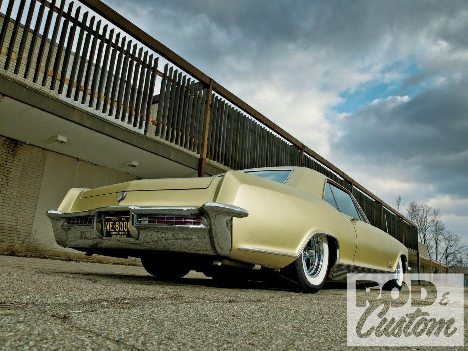1965 Buick Riviera classic lowrider hot rod rods custom    j wallpaper