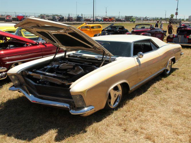 1965 Buick Riviera classic lowrider hot rod rods custom g wallpaper
