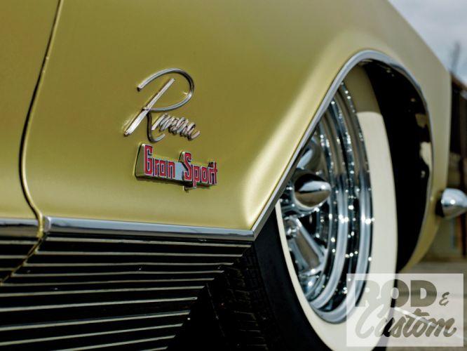 1965 Buick Riviera classic lowrider hot rod rods custom h wallpaper