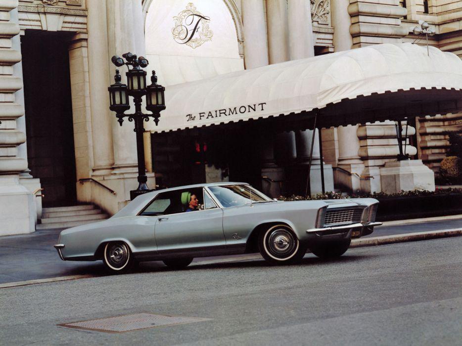 1965 Buick Riviera G-S (49447) classic     g wallpaper