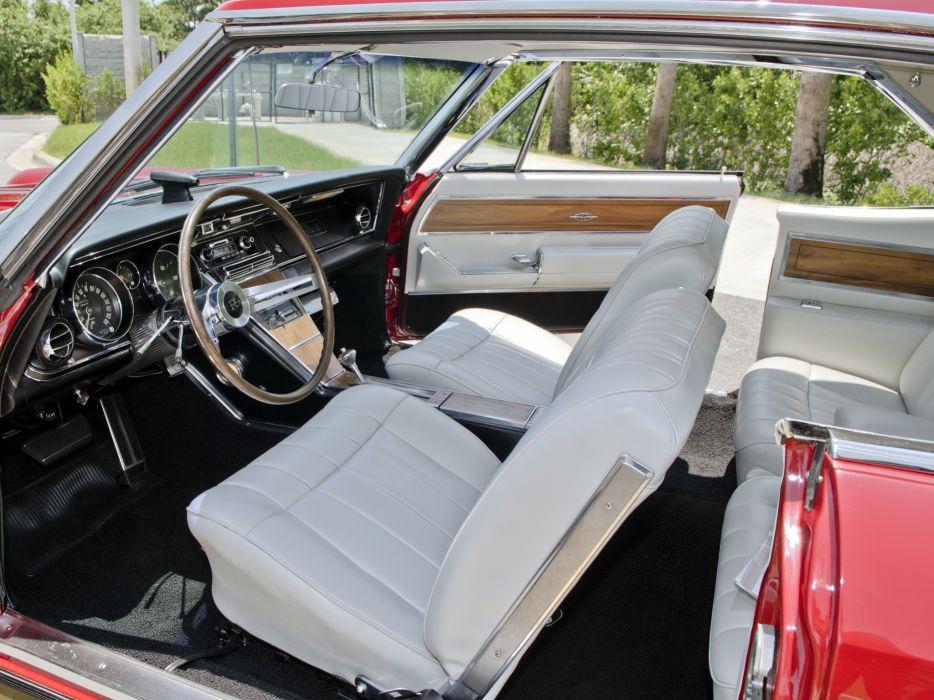 1965 Buick Riviera G-S (49447) classic interior    h wallpaper