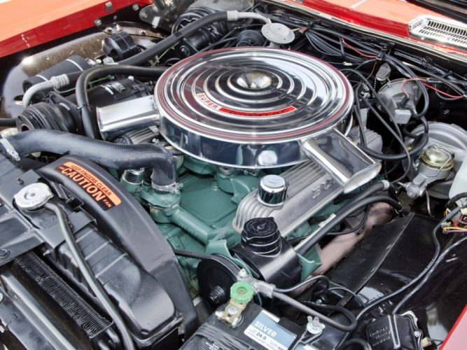 1965 Buick Riviera G-S (49447) classic engine h wallpaper