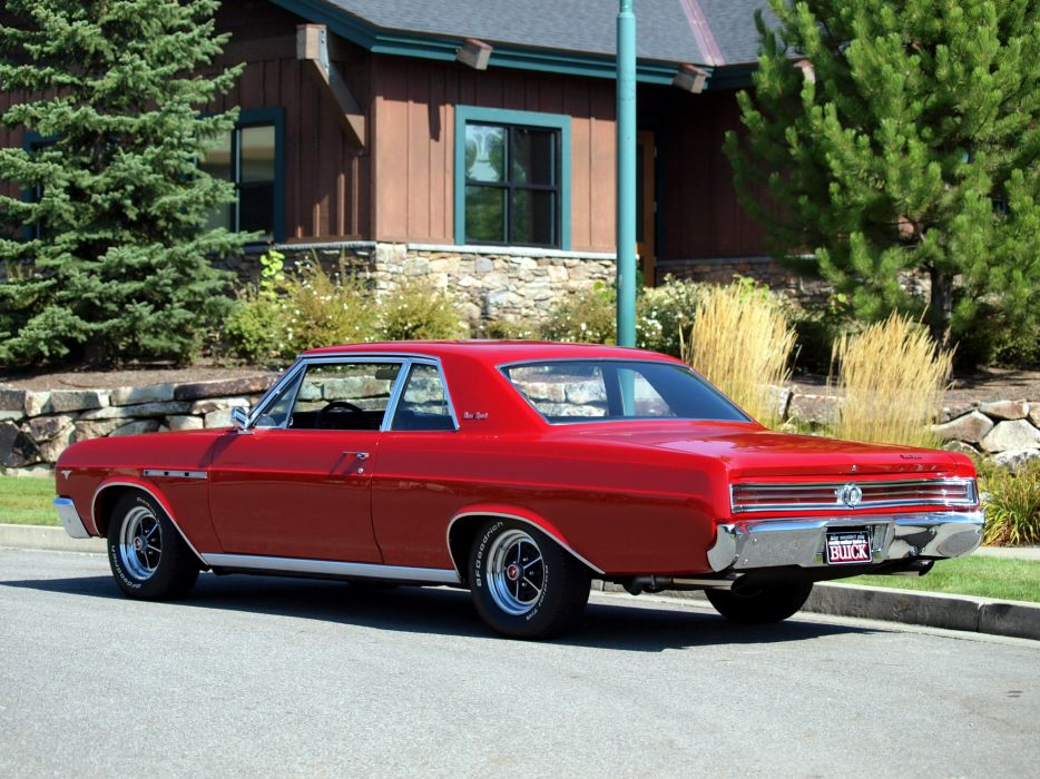 1965 Buick Skylark G-S Sport Coupe (4427) muscle classic  f wallpaper