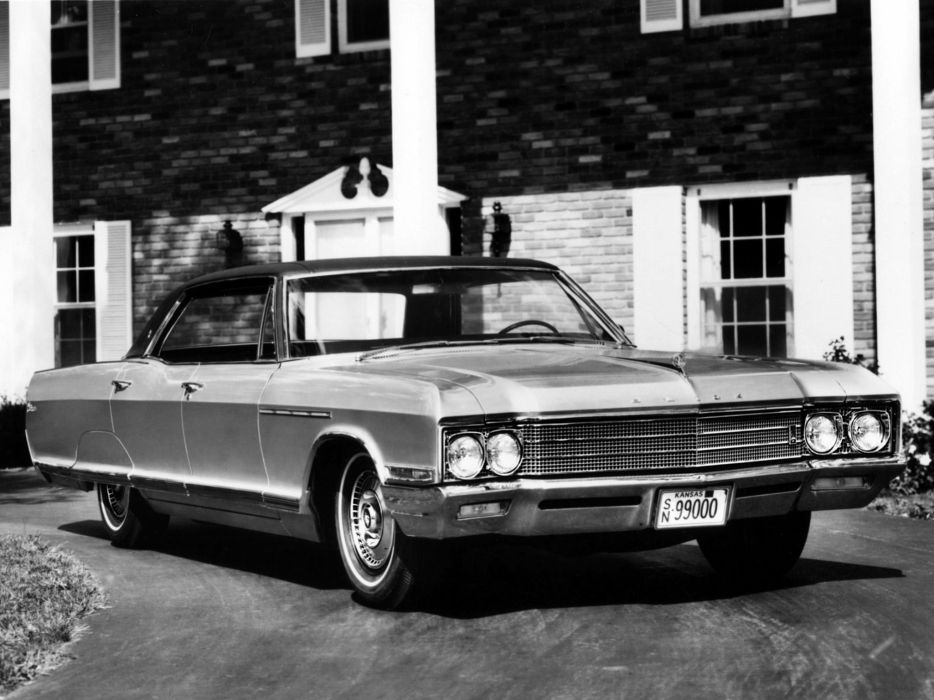 1966 Buick Electra 225 Hardtop Sedan (48239) classic      g wallpaper