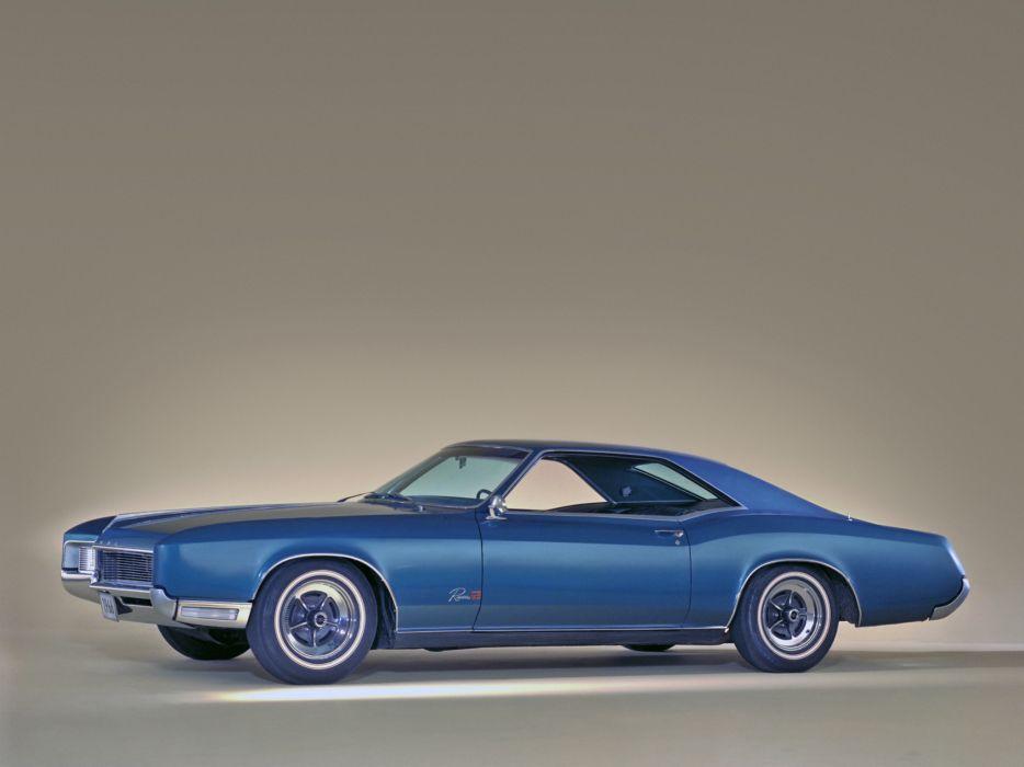 1966 Buick Riviera G-S classic    f wallpaper